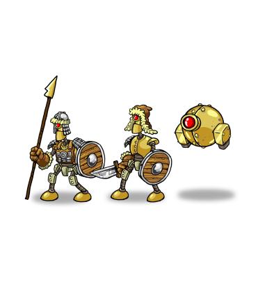 Barbarian Time Cop