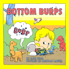 Bottom Burps Cover