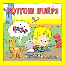 Bottom Burps Cover